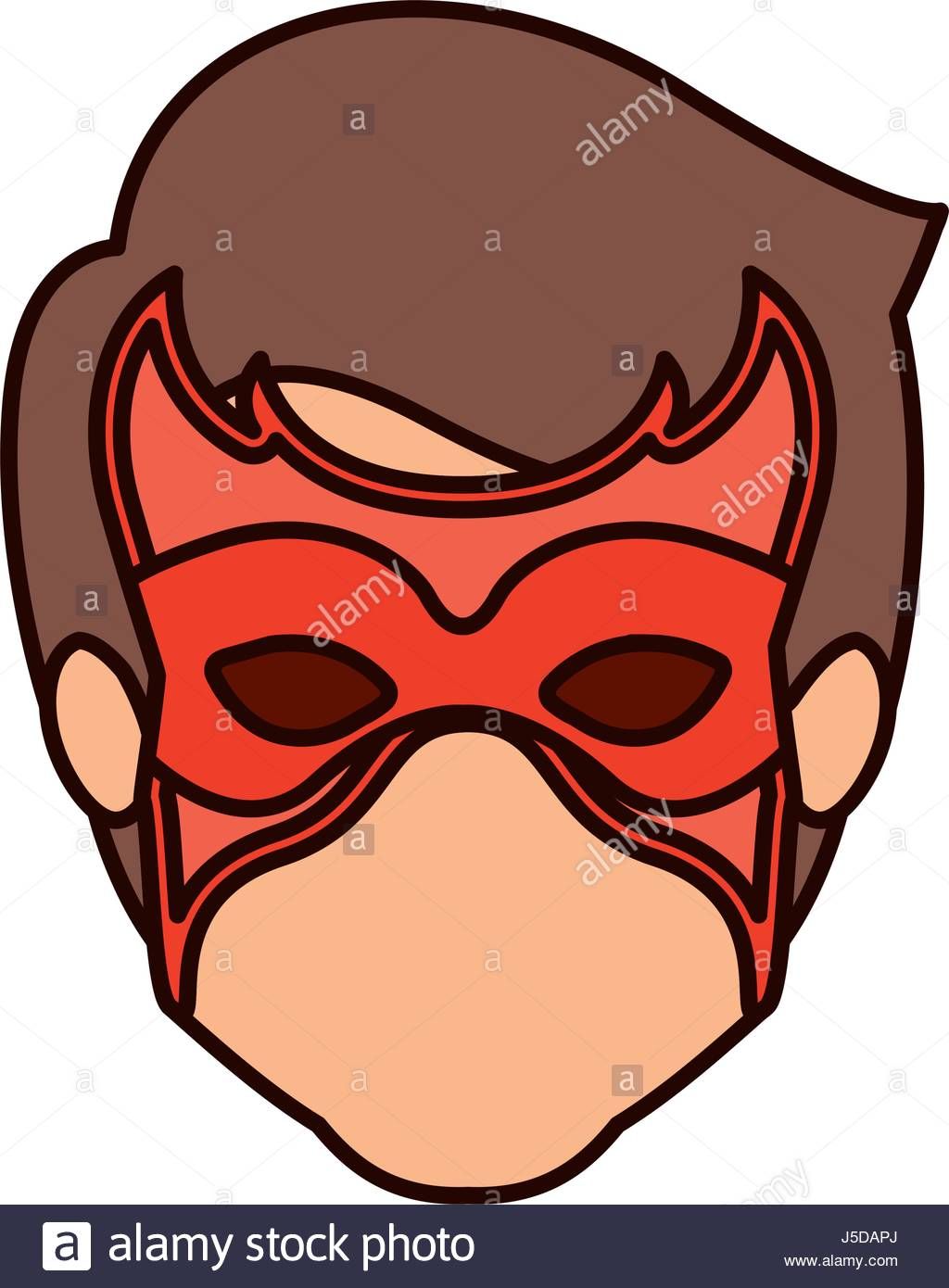 1024x1390 Colorful Silhouette With Faceless Guy Superhero With Mask