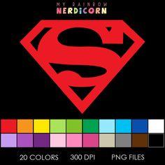 236x236 Batman Silhouette Clipart 20 Colors By Myrainbownerdicorn On Etsy