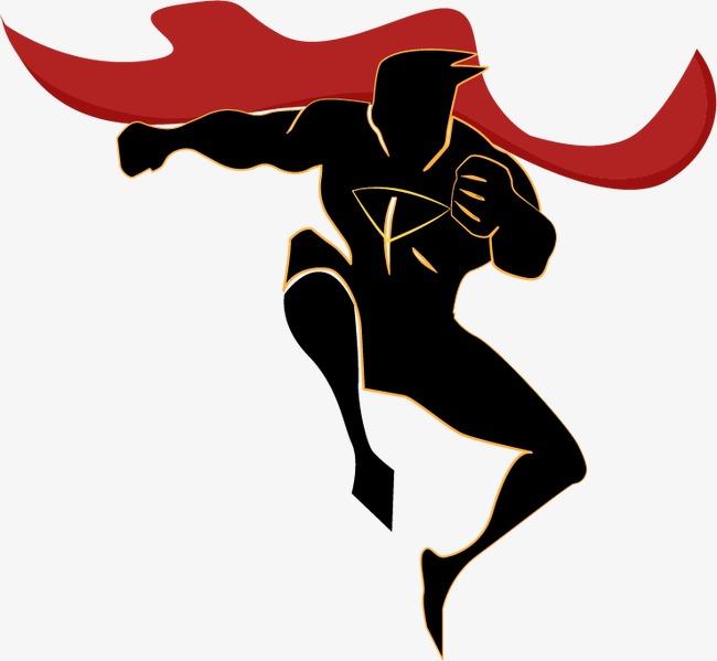 650x599 Superhero Silhouette, Super Hero, Europe, Superman Png And Vector