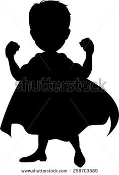 236x347 Image Result For Boy Superhero Silhouette Cricut