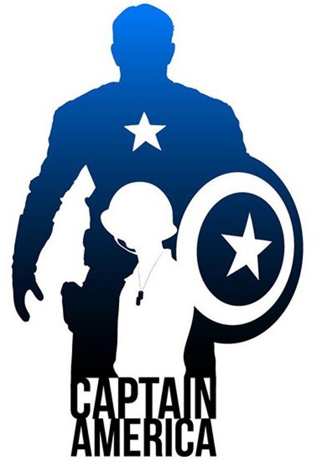 640x960 Captain America Captain Crossfit Capt America