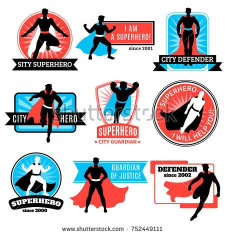450x470 Stock Photo Set Of Emblems And Stickers With Flying Jumping