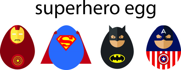 600x232 Superhero Free Vector Download (37 Free Vector) For Commercial Use