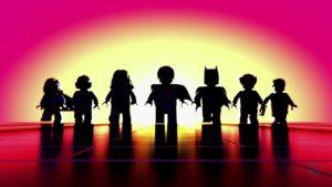 300x169 Dc Lego Superheroes Minifigure Mantle