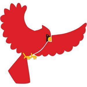 300x300 Image Result For Flying Cardinal Silhouette Teacher Stuff