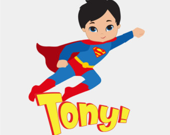 340x270 Superman Clipart Flying