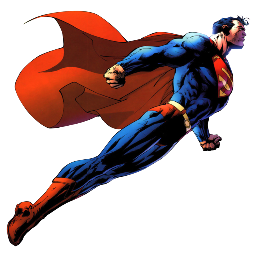 900x900 Superman Flying By Jayc79