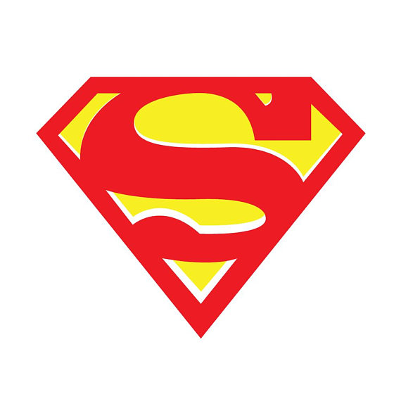 570x570 Superman Svg Superman Sign Superman Clipart