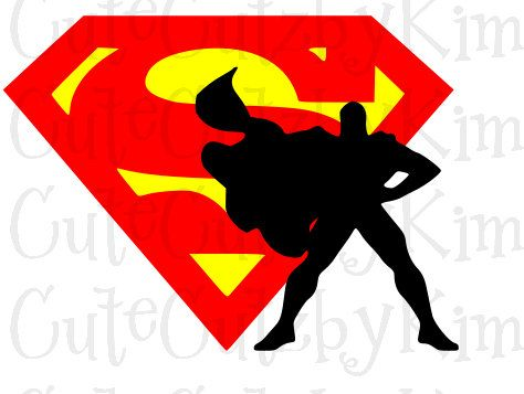 474x357 Superman Symbol Silhouette Svg Superman Symbol, Symbols