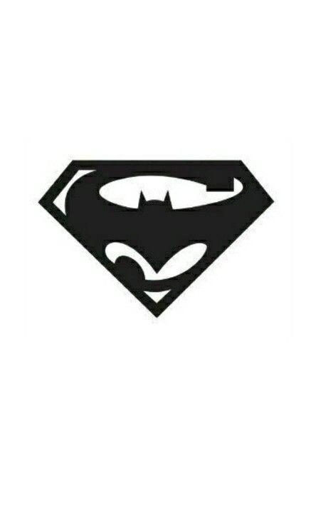 437x720 Superbatman Workflow Cricut, Silhouette Cameo