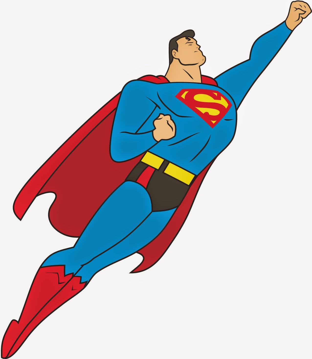 1276x1465 Superhero Silhouette Clipart