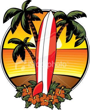 312x380 Surfboard Logo Surfboards, Surf And Vector Art