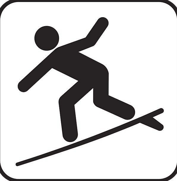 596x609 Surfing, Spray, Surfer, Surf, Lifestyle, Surfboard, Board, Sign