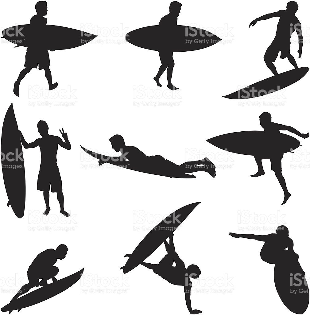 1010x1024 Awesome Surfer Guy Surfing Surfer Guys, Surfers And Vector Art