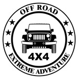 159x160 Jeep Silhouette In Front Vector Eps 10 Stock Image And Royalty