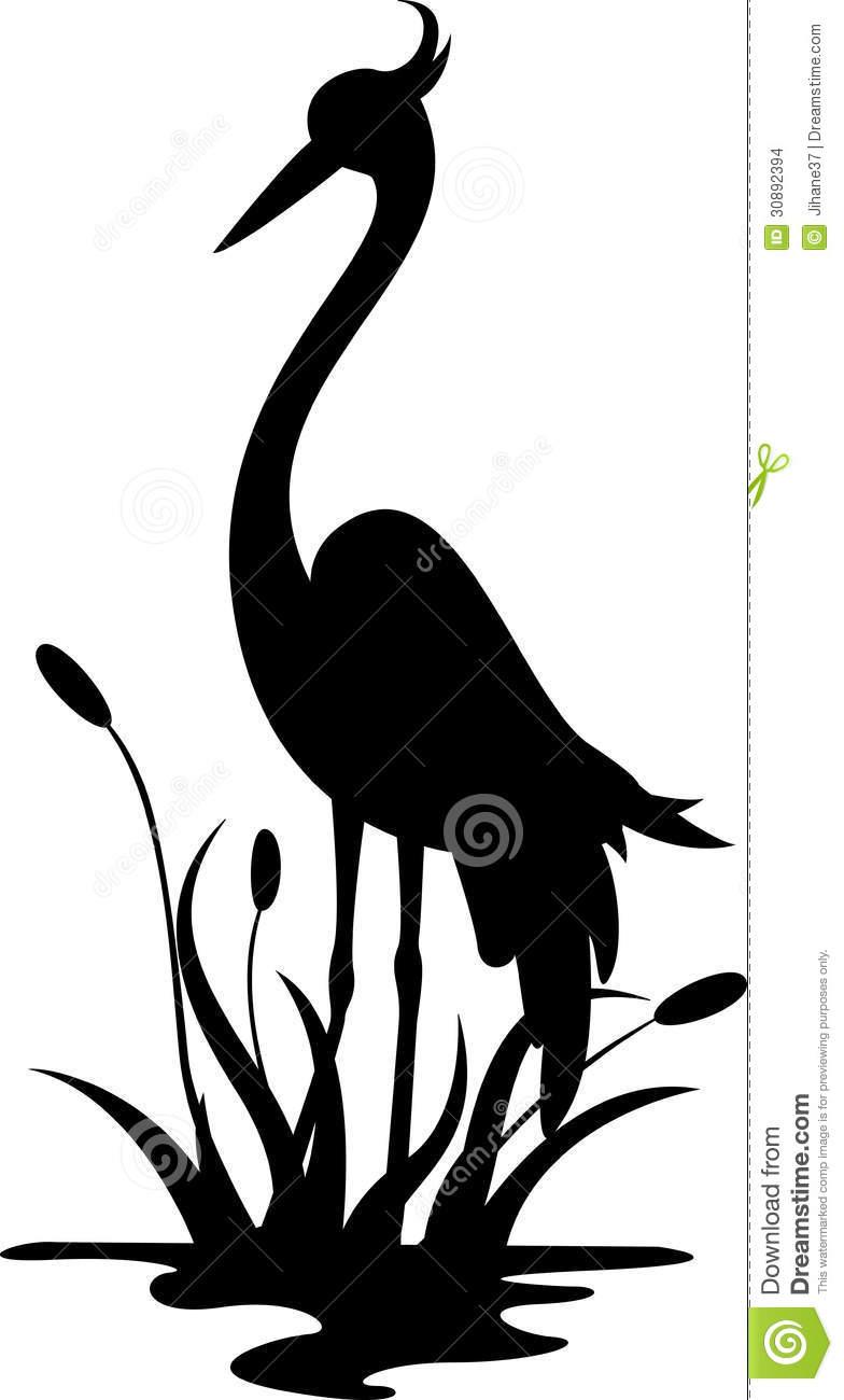 784x1300 Heron Clipart Silhouette