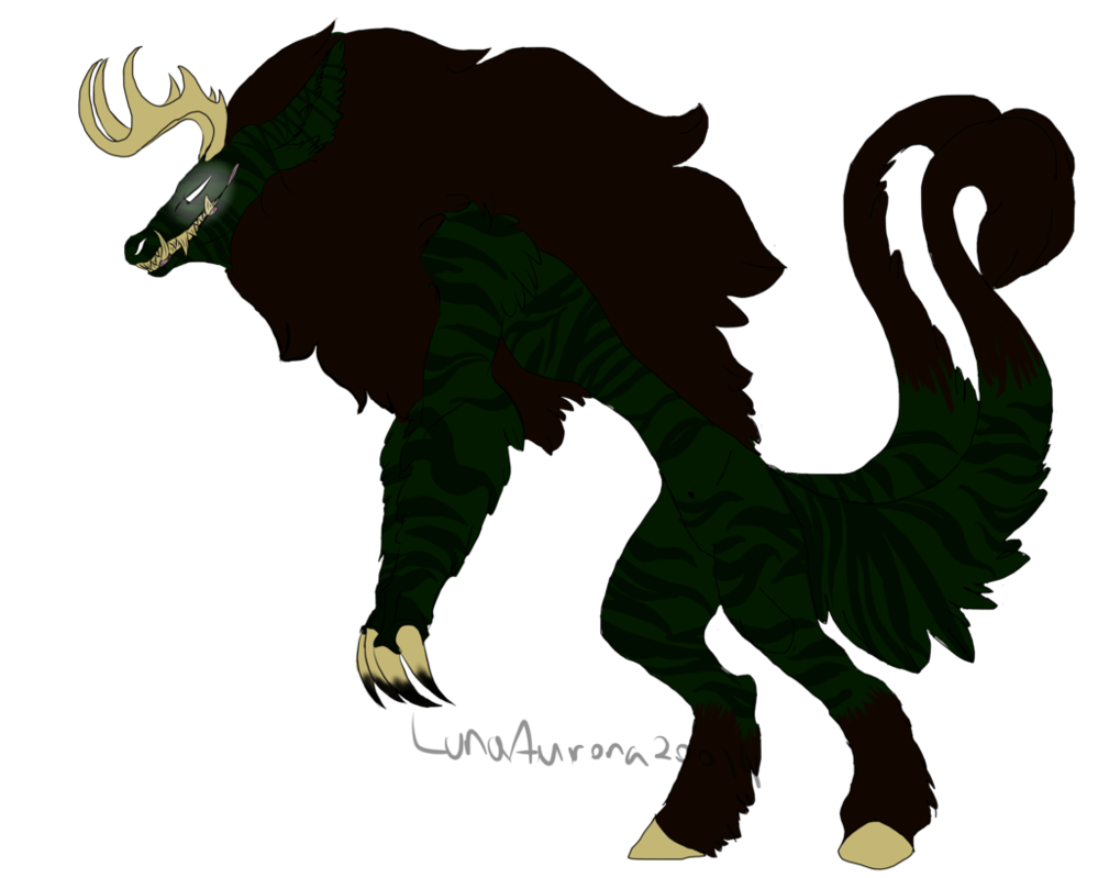 999x799 Swamp Monster Design Trade By Miss Jaqueline