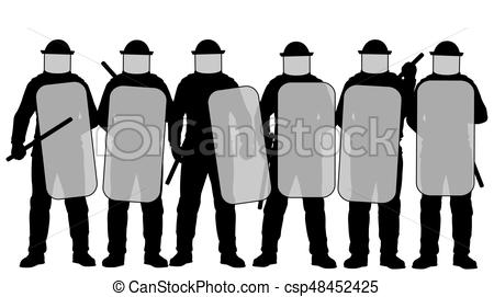 450x271 Riot Police Stock Illustration Images. 546 Riot Police