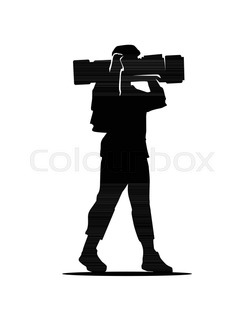 249x320 Soldier, Army, Military, Training And Exercise Silhouette. Good