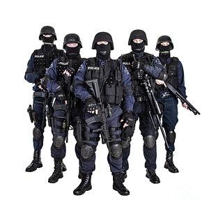 300x300 Swat Team Art