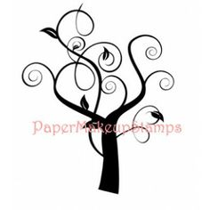 236x236 Swirly Tree Silhouette Swirly Tree Silhouette Pictures . Cute