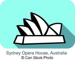 242x194 Sydney Opera Clip Art Vector And Illustration You'Ll Love. 362