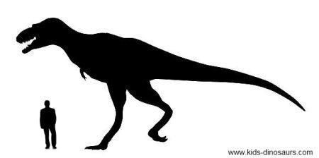 450x224 Dinosaur T Rex