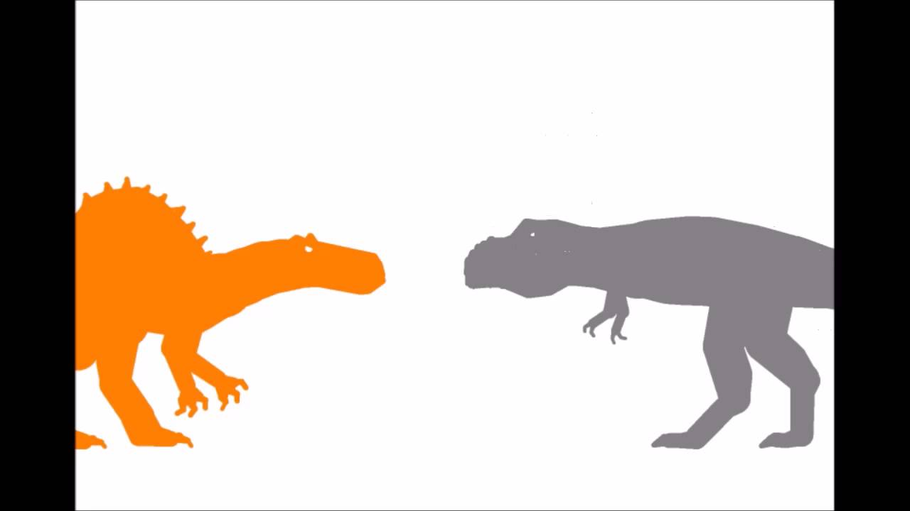 1280x720 Oxiala Vs T Rex By Megatrexfanjacob Vang 2005[Resounded]