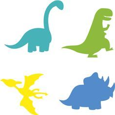 236x236 Dinosaur Patterns
