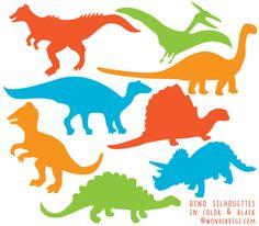 236x206 Green T Rex Silhouette Clip Art