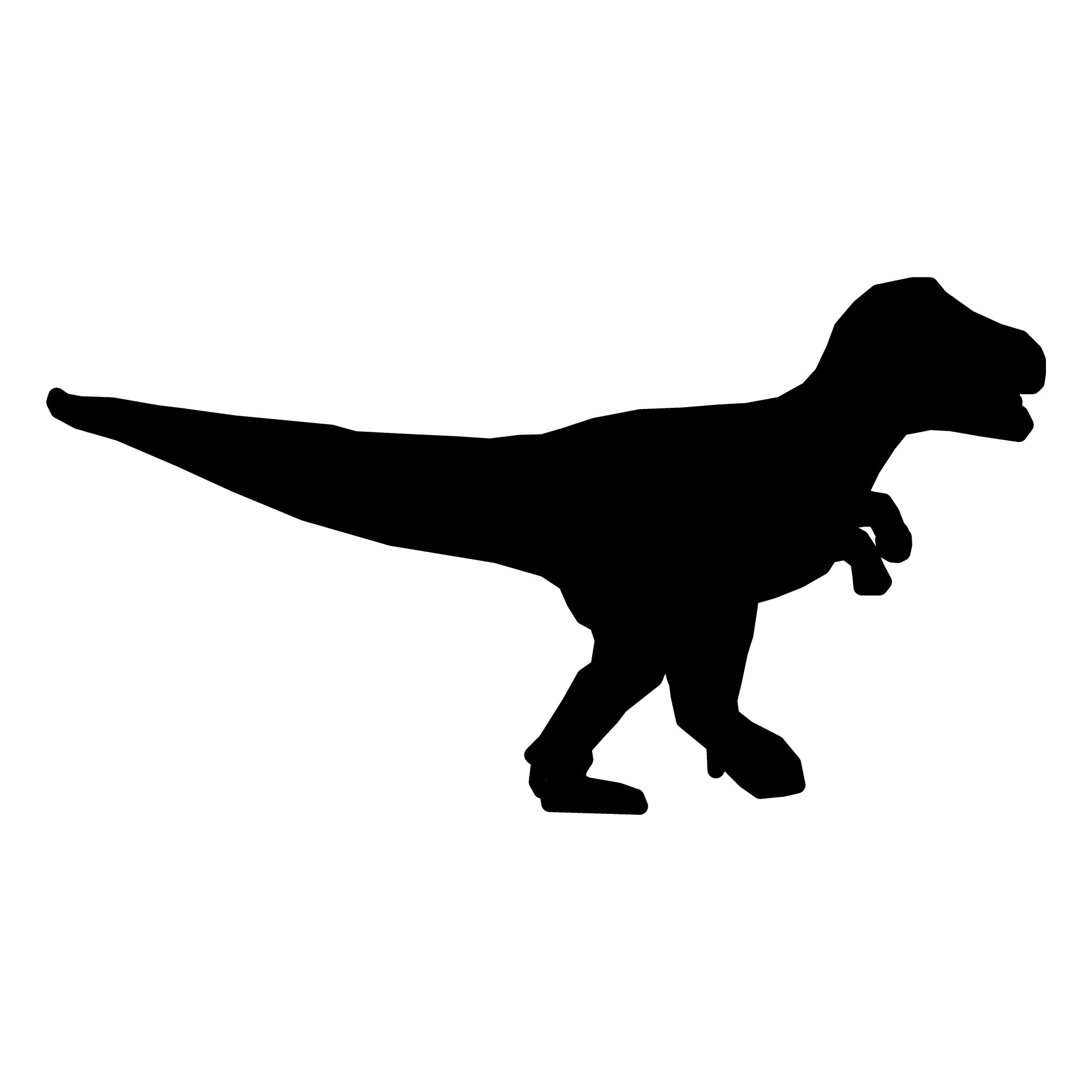 1920x1920 T Rex Free Stock Photo