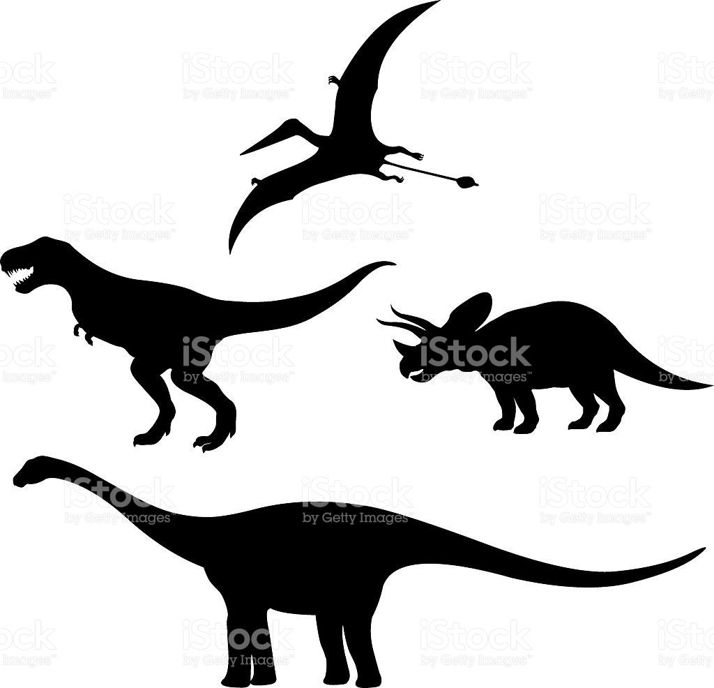 1024x986 Dinosaur Silhouette Clipart 53 Simple T Rex Robertjhastings Net