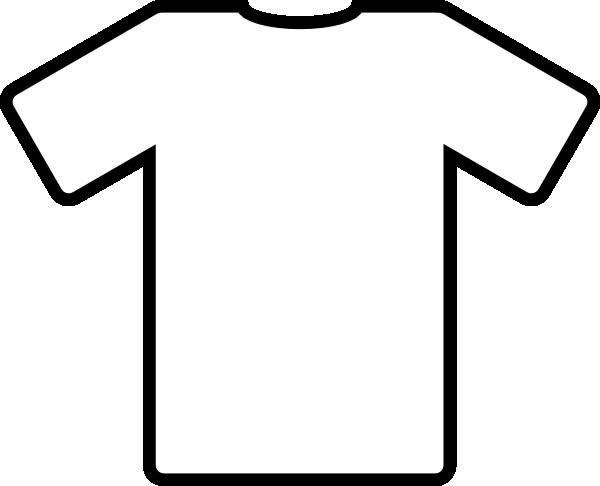 600x486 Kid drawn soccer jersey White T Shirt Clip Art