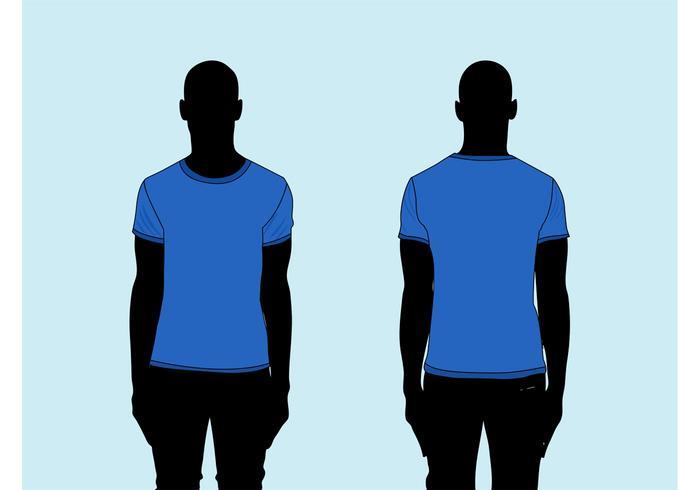 700x490 Men's T Shirt Vector