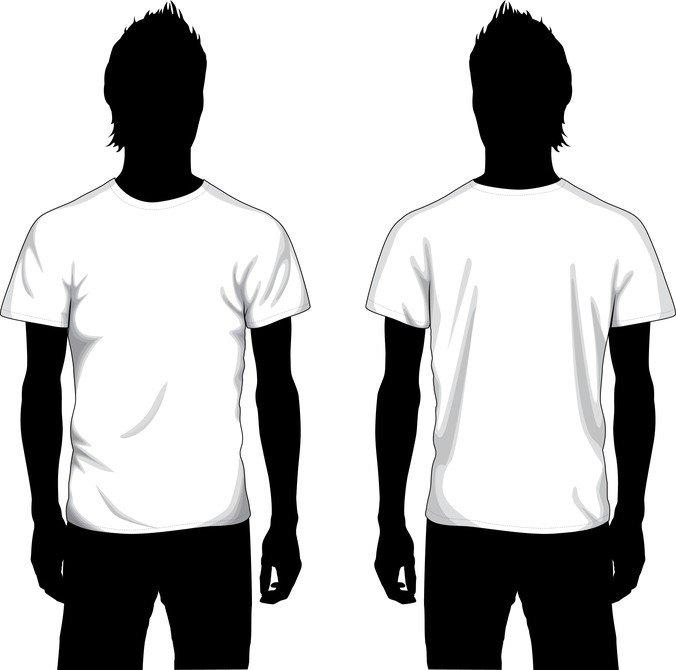 676x670 Vector Boy T Shirt Template, Vector File