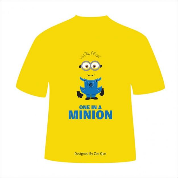 626x626 Yellow T Shirt Design Vector Vector Free Download