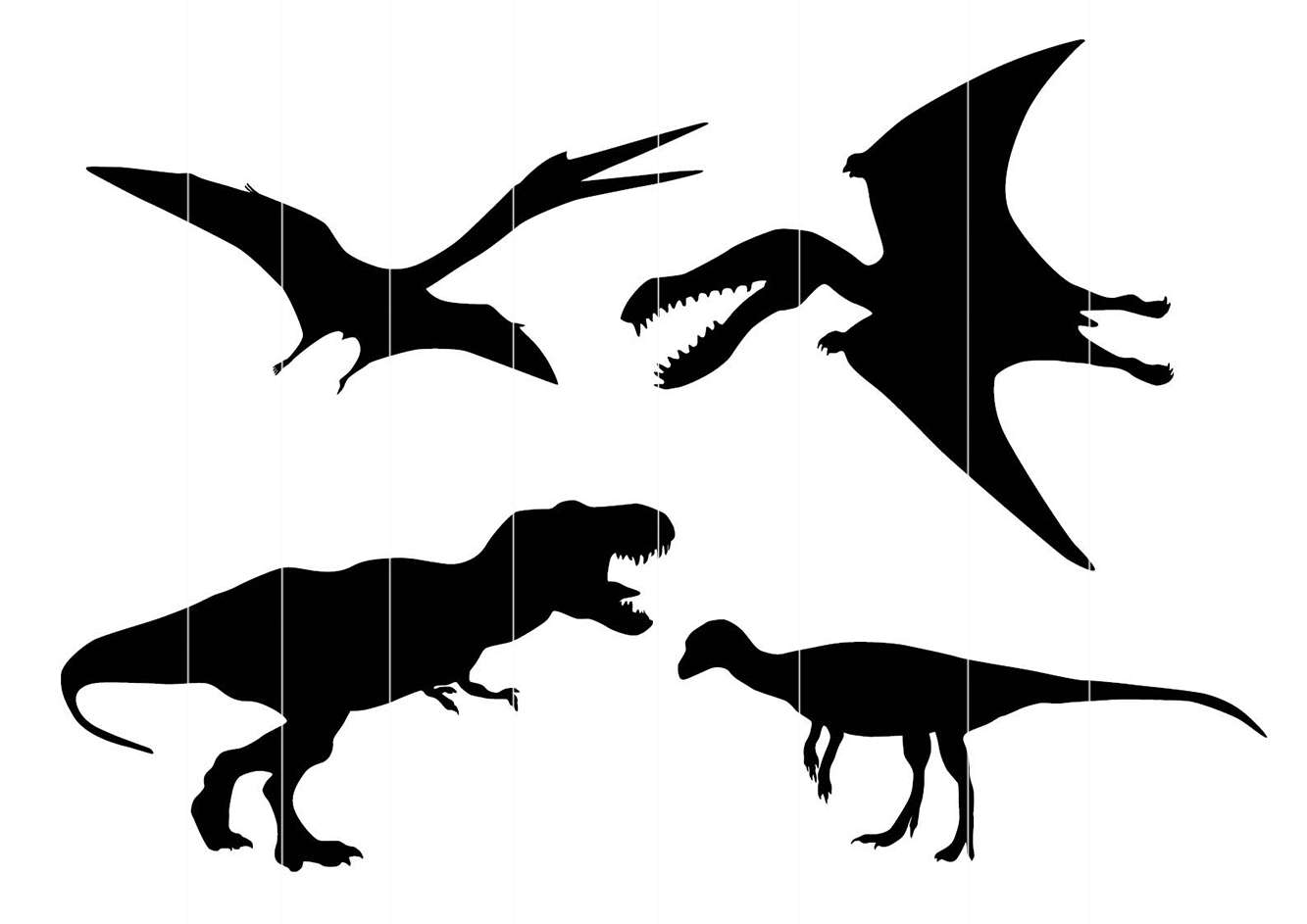 1333x943 Dino Svg, Dinosaur Svg Silhouette Clipart, Tyrannosaurus Rex Svg