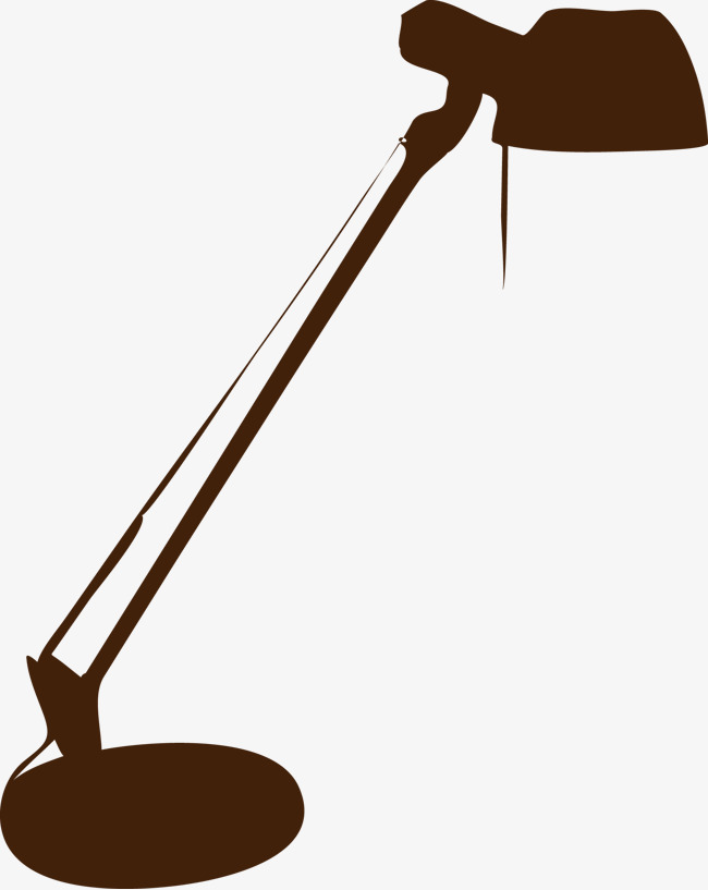 650x817 Lamp Silhouette Vector, Table Lamp, Sketch, Vector Silhouettes Png