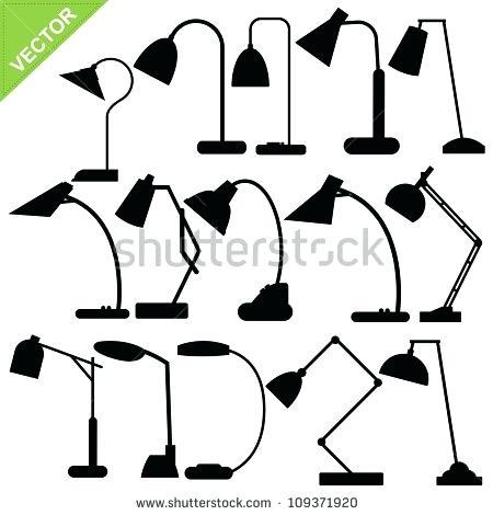 450x470 Table Lamp Silhouette Alleasyrecipes.club