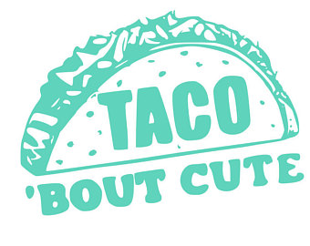 340x270 Taco Bout Cute Etsy