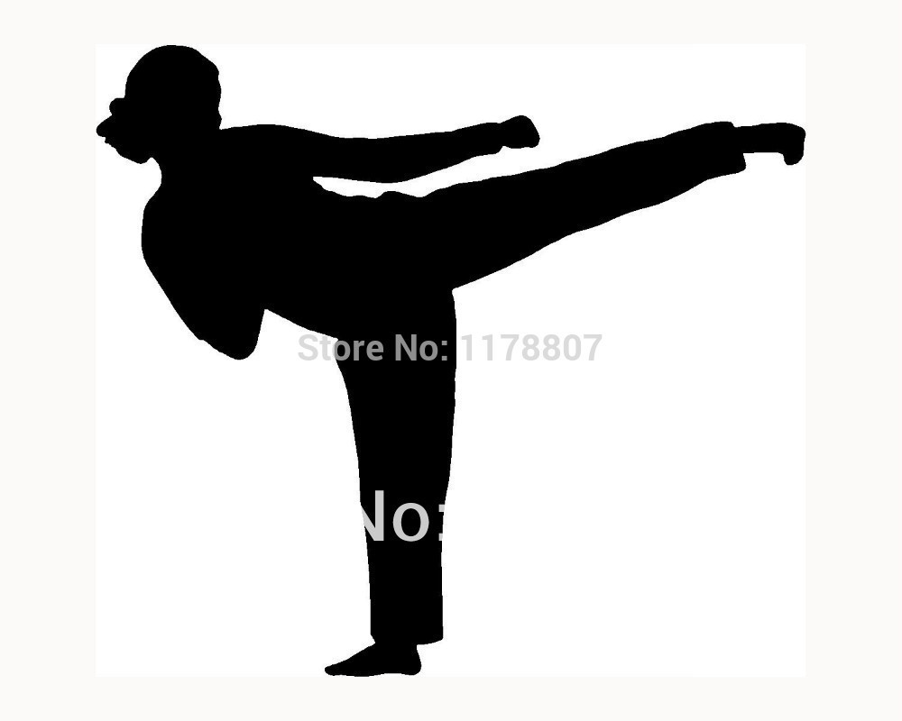 1000x800 Chinese Kung Fu Master Legend Women Karate Taekwondo Sign Wall