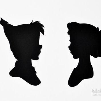 354x354 Tangled Silhouette Set Flynn Ridereugene From Italsma On Etsy