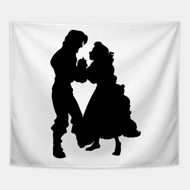 630x630 Couple Inspired Silhouette