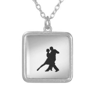 307x307 Tango Dancer Necklaces Amp Lockets Zazzle