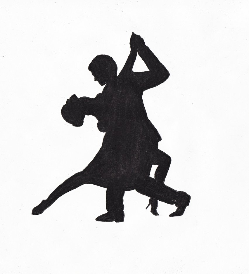 852x938 Tango Dancers By Ceiba Tasmanian Club De Tango Inc.