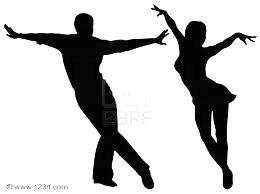 260x194 Tap Dance Silhouettes