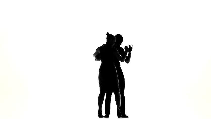Tap Dance Silhouette