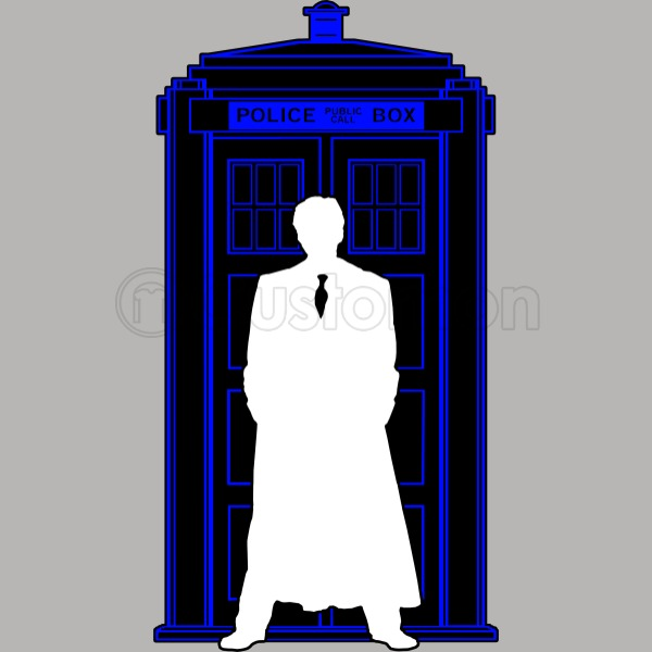 600x600 Doctor Who Tardis Travel Mug