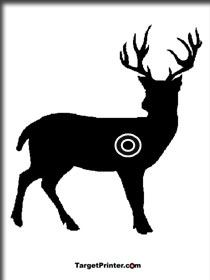 210x280 Printable Silhouettes Of Animals Printable Large Animal Shooting