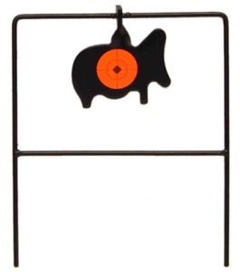 265x300 New Max Target Silhouette Ram Spinner Rimfire Target
